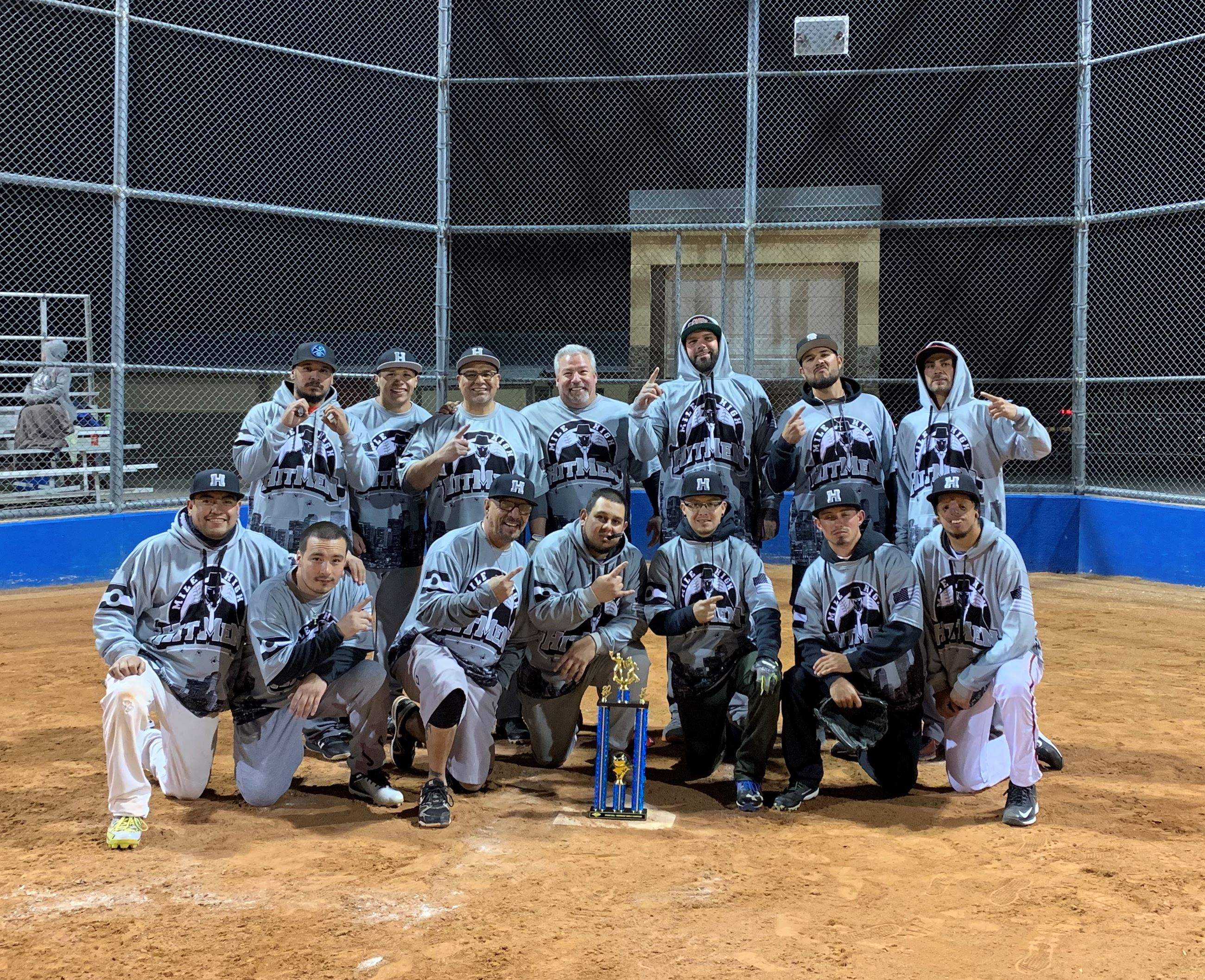 MileHigh HitMen Adult Spring Men's Champs