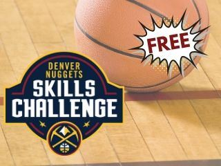 News Flash Nuggets Skills Challenge