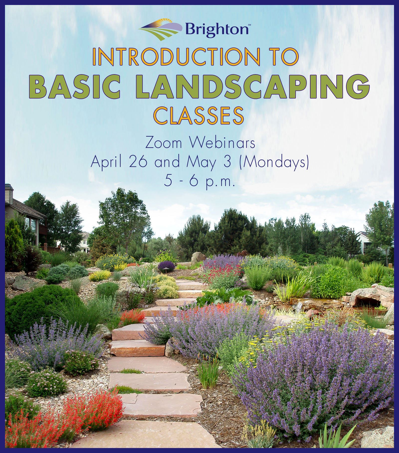 landscaping classes