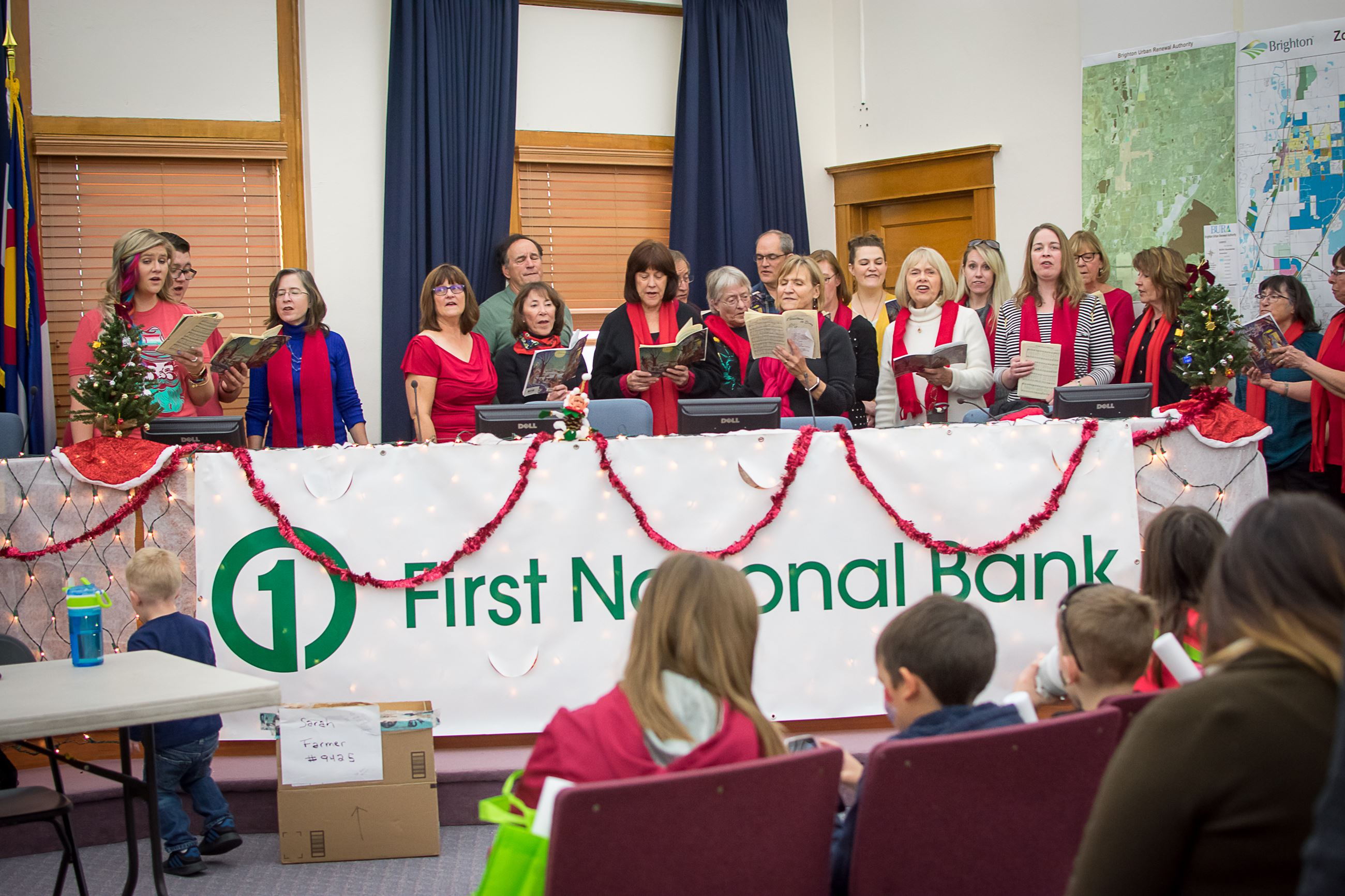 FOL SPONSOR-FIRST NATIONAL BANK
