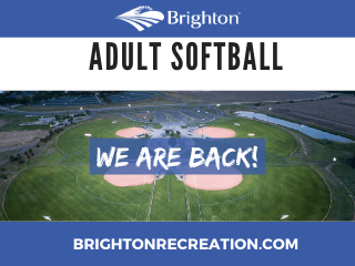 2020 Adult Softball Fall Ball NEWSFLASH